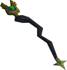 Staff of Armadyl detail