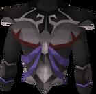Virtus robe top detail