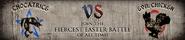 2012 Easter Event lobby banner