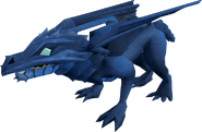 Baby blue dragon (NPC)