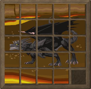Black dragon puzzle solved