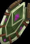 Bryll shield detail