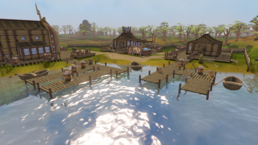 Fishing Guild docks