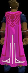 Milestone cape (70) equipped
