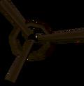 Valve inner wheel detail