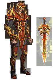 Aurora armour concept art