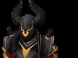 Ornamental armour