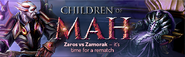 Children of Mah lobby banner
