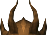 Corrupt dragon helm