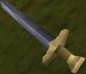 Mithril sword detail old