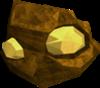 Rocha de ouro