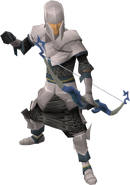 Saradominist ranger 1