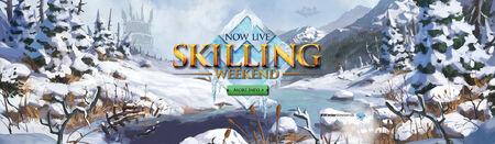 Skilling Winter Weekend 2 head banner