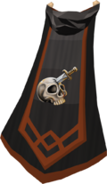 Slayer master cape detail