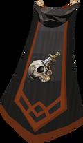 Slayer master cape detail