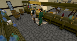 Barcrawl Varrock (north-east)