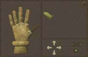 Brass-hand