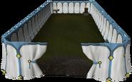 Clan meeting tent