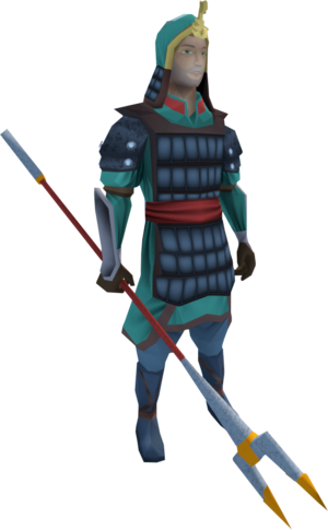 Eastern mercenary