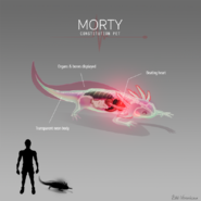 Morty concept art