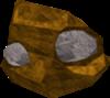 Rocha de estanho