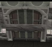 Strength door