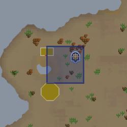 Archaeologist location