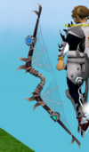 Augmented noxious bow detail