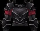 Black platebody detail
