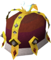 Diamond crown detail