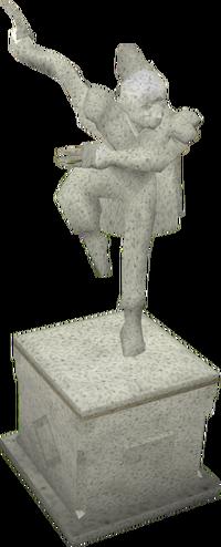 Duradel statue old