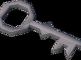 Dwarven key