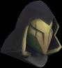 Faceless Assassin head (blue) chathead