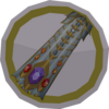 Gem cape token detail