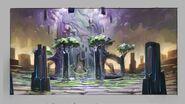 God Wars Dungeon 2 concept art 1