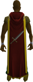 Hooded attack cape (t) equipped