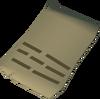 Rat's paper detail