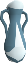 Saradomin amphora detail