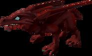 Baby red dragon (NPC)