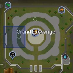 Closed chest (Premier Club) location