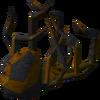 Fever spider body detail