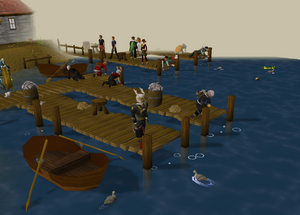 Fishing guild intro foto