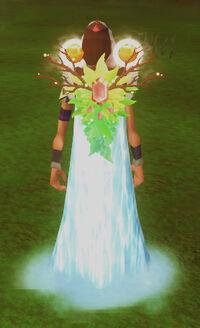 Gatherer's cape update news image