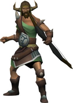 Spirit Marauder (ranged)