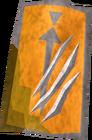 Anti-dragon shield detail old