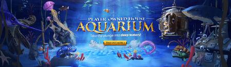 Aquarium head banner