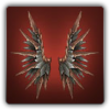 Blade wings icon