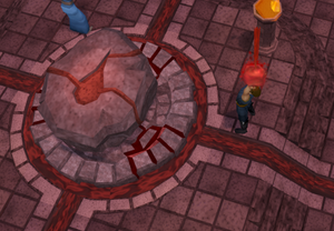 Crafting blood runes