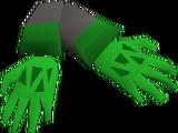 Dragon slayer gloves