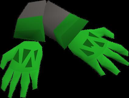 Dragon slayer gloves   RuneScape Wiki   Fandom
